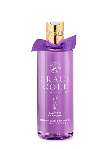Grace Cole Grace Cole Lavender & Camomile Duş Jeli 300 Ml Renksiz